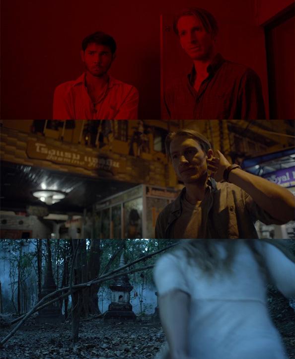 La bruja del bosque [Ghost House] (2017) HD 1080p Latino Dual